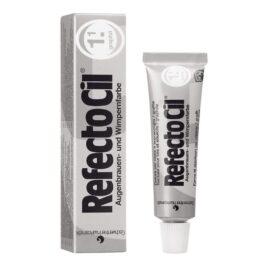"""Краска для бровей и ресниц """"RefectoCil"""" (Графит)"""