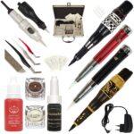 Набор инструментов мастера перманентного макияжа